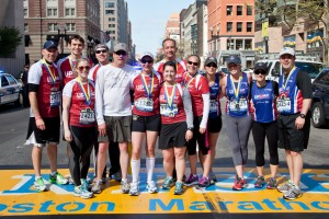 Boston Marathon 2013 Recap