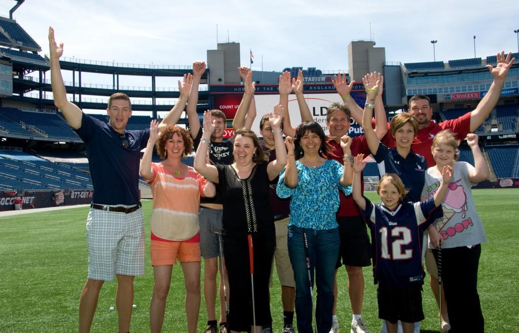 5th Annual Joe Andruzzi Foundation & Friends Golf