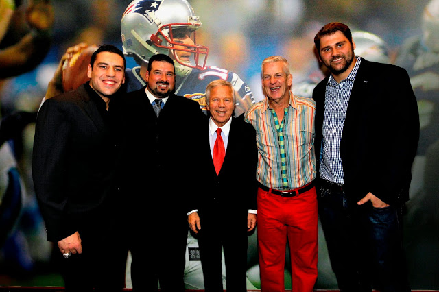 Joe Andruzzi & Friends at Sixth Annual New England Celebrities Tackle Cancer Gala