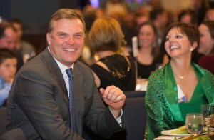 Attendees at 6th Annual New England Celebrities Tackle Cancer Gala