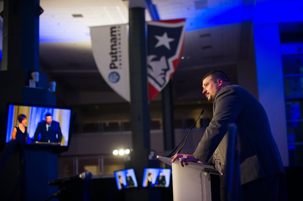 Joe Andruzzi Foundation at 6th Annual New England Celebrities Tackle Cancer Gala