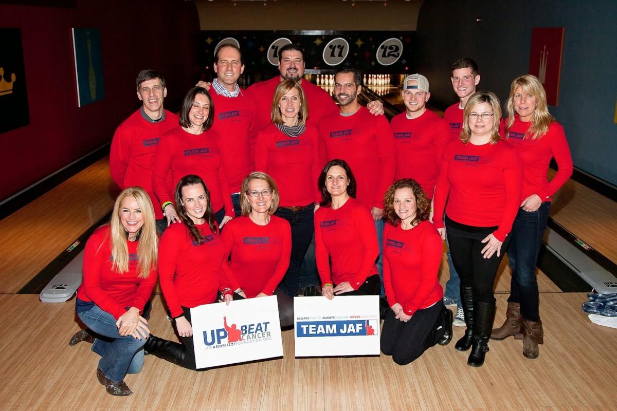 Team JAF - Lisa George - Joe Andruzzi Foundation