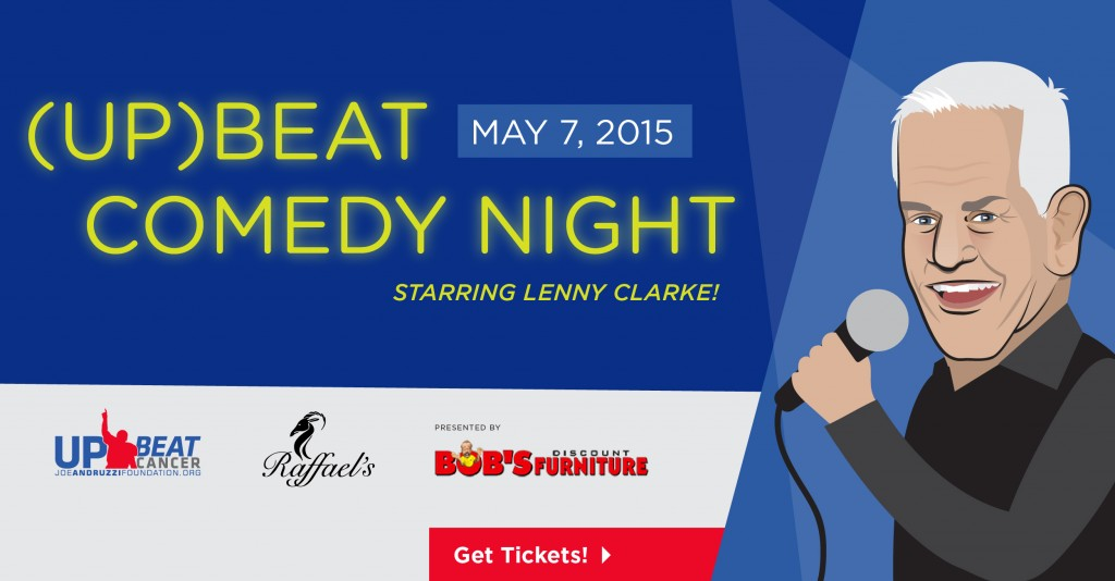 2nd Annual (Up)Beat Comedy Night 2015 - Joe Andruzzi Foundation