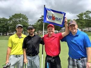Winners of 7th Annual Joe Andruzzi & Friends Golf Tournament