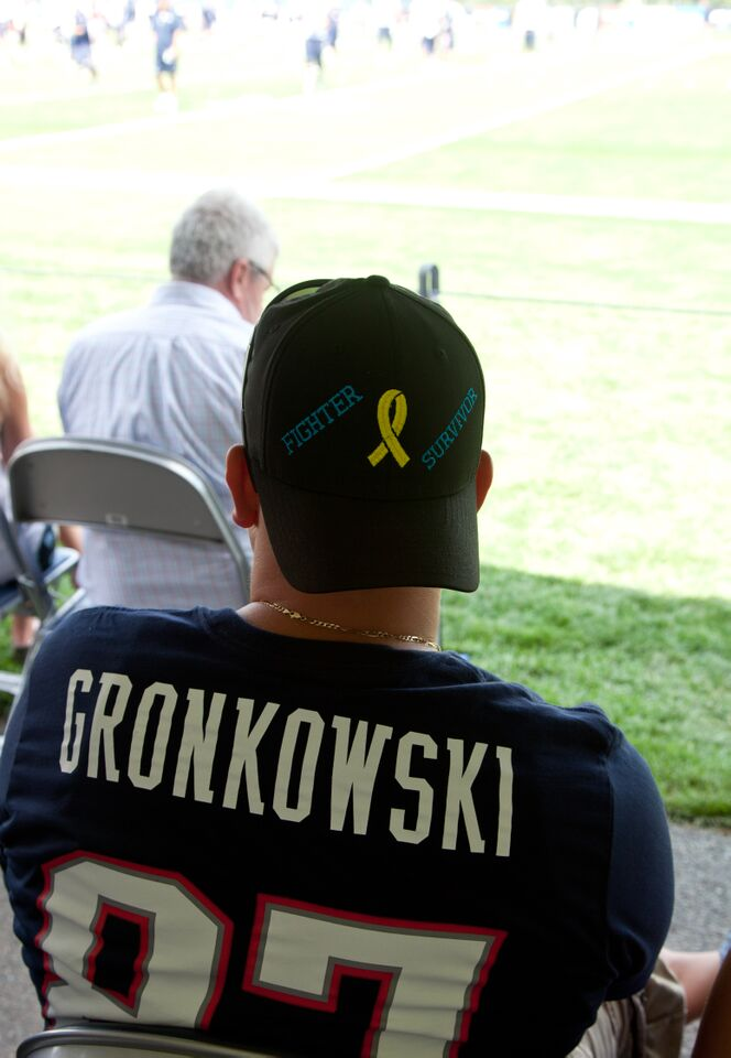 Matthew Ducharme  Gronkowski Jersey