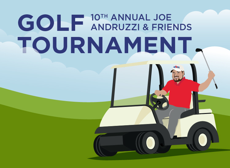 10th Annual Joe Andruzzi & Friends Golf Tournament