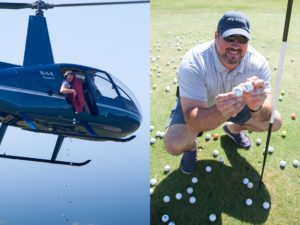 JAF Golf Ball Drop 2018