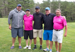 Team East Commerce Solutions Patrick Chung Andruzzi Golf