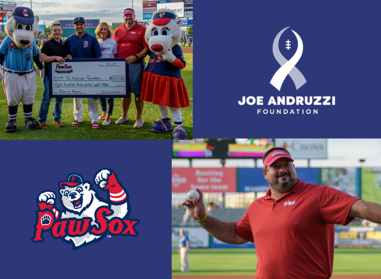 2018 JAF Paw Sox Event Page Header