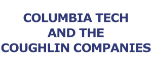 Columbia Tech and The Coghlin Companies NAME LOGOS