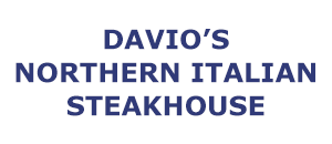 Davio's Northern Italian Steakhouse NAME LOGO