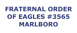 Fraternal Order of Eagles #3565 Marlboro NAME LOGO