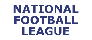 National Football League NAME LOGO