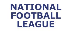 National Football League NAME LOGO