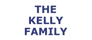 The Kelly Family NAME LOGO