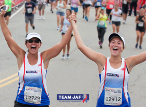 2019 New Balance Falmouth Road Race Team JAF Header Image