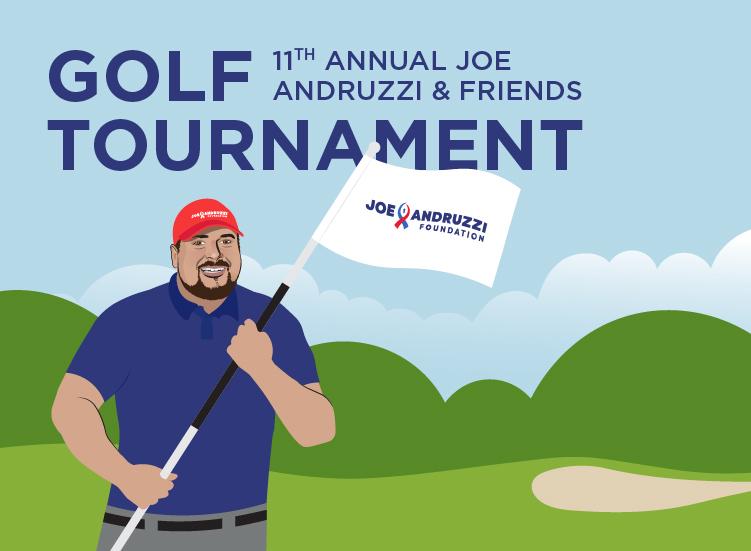 JAF Golf 2019 Joe Andruzzi Foundation #JAFGolf19