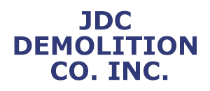 JDC Demolition Co. Inc. NAME LOGO