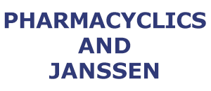 Pharmacyclics and Janssen NAME LOGO