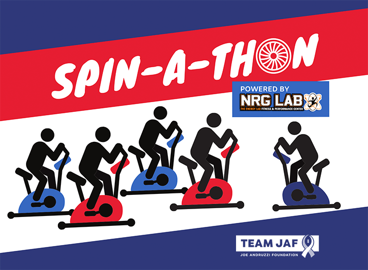 2019 Team JAF Spin-A-Thon Event Page Header New