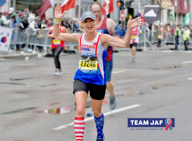 2020 Team JAF Boston Marathon Event Page Banner