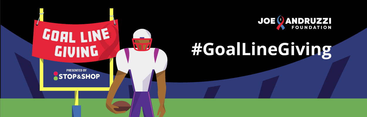 Goal Line Giving, Presented By Stop & Shop