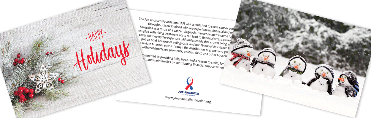 JAF Holiday Cards