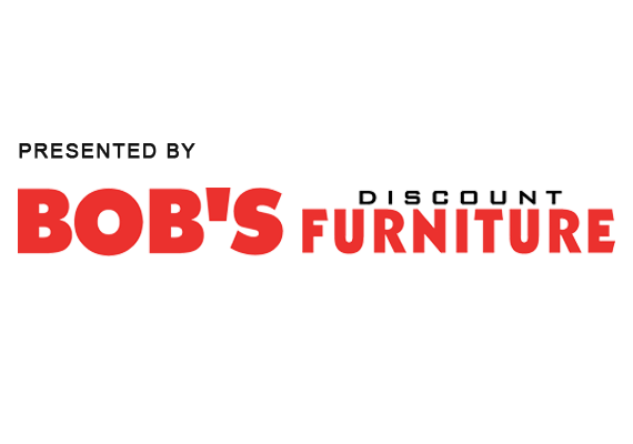 Presented by Bob's Discount Furniture
