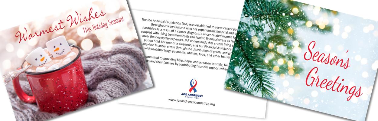 JAF Holiday Cards