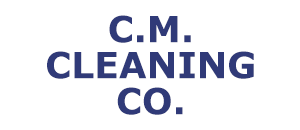 CM Cleaning Co – Name Logo