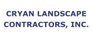 Cryan Landscape Contractors Inc
