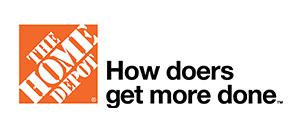 Home Depot – 2021 Golf Sponsor Logo